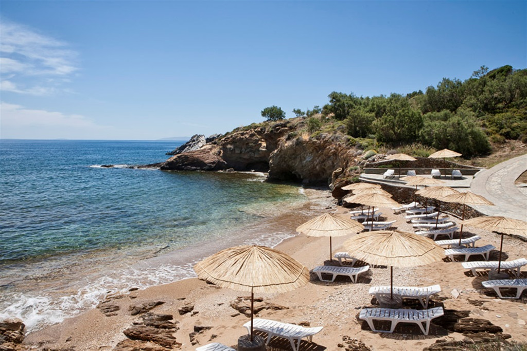 Andros Holiday Hotel-Spiaggia
